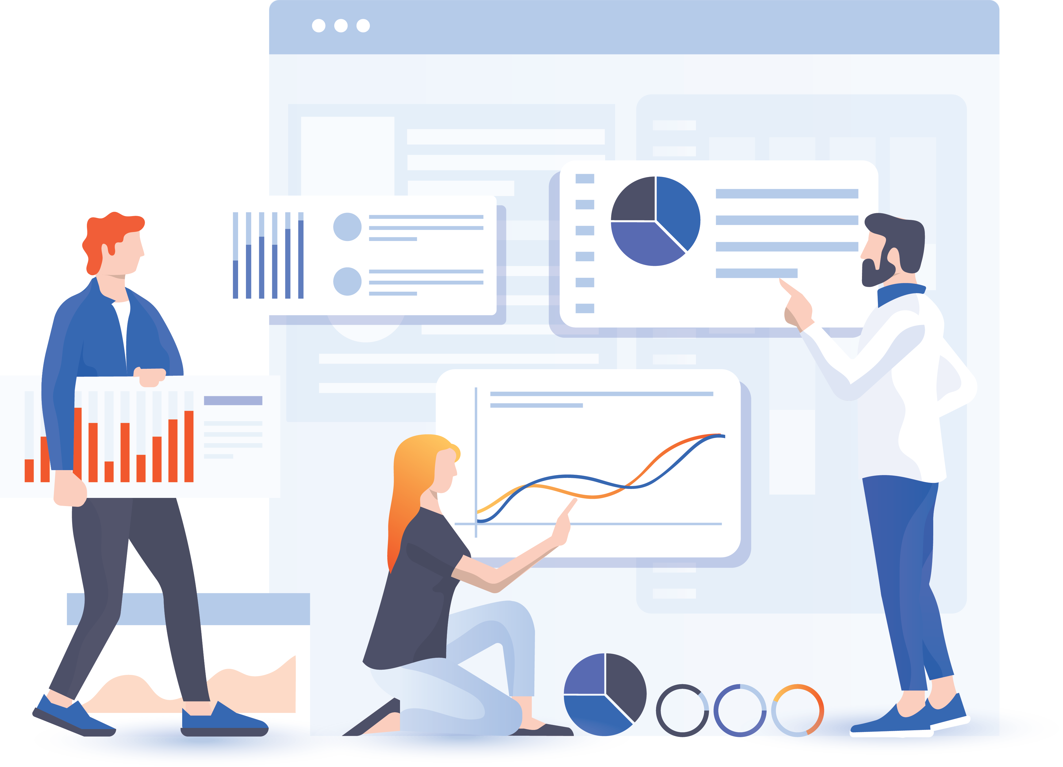 HR data management and visualization