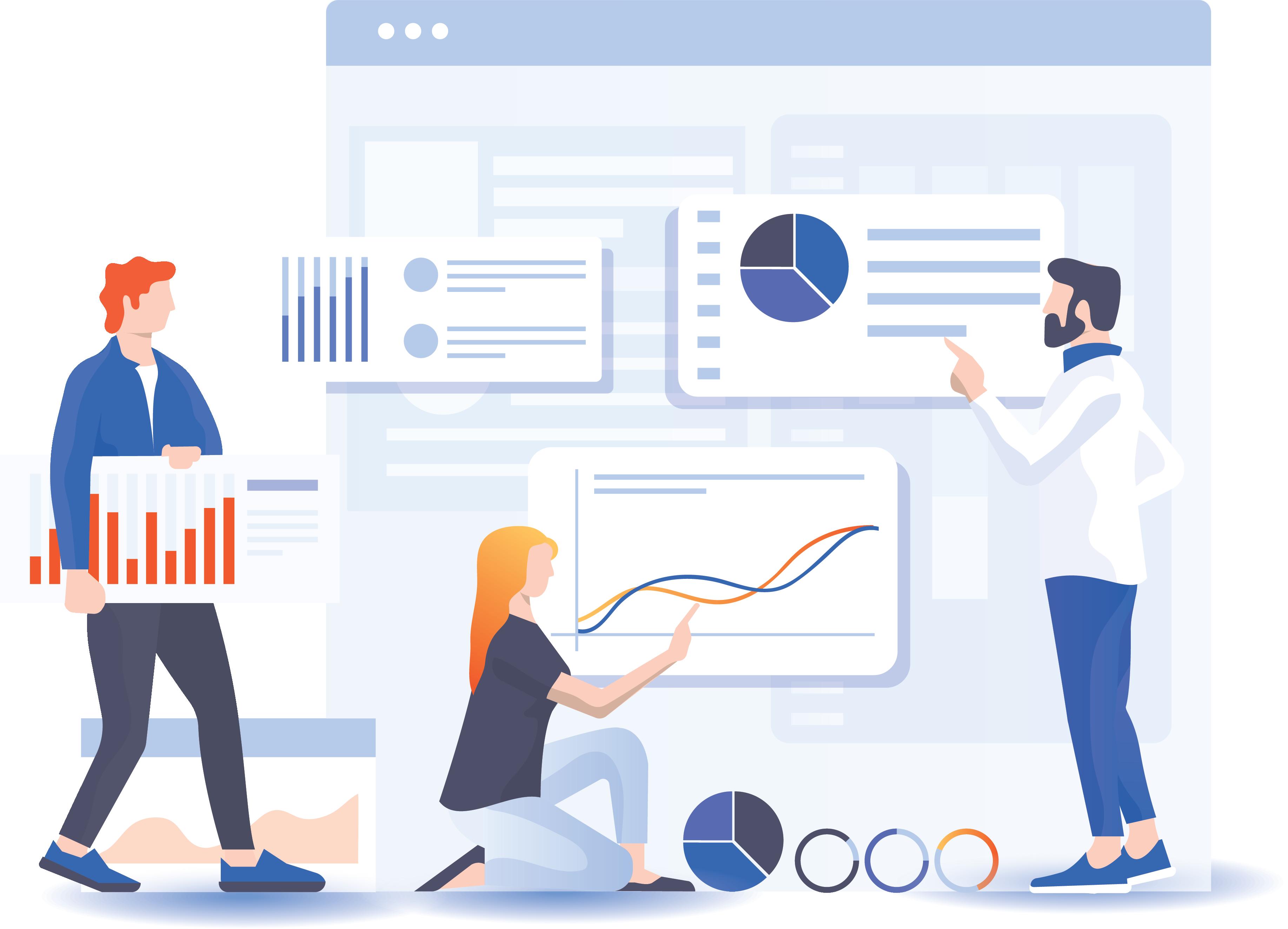 analiza si raportare de HR